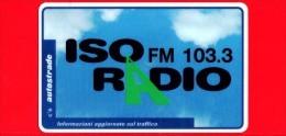 VIACARD - Serie Servizi - Lsoradio - Tessera N. 312 - 50.000 - Pik - 01.1998 - Italië