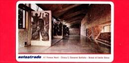 VIACARD - Serie Arte 1998 - Chiesa S. Giovanni Battista - Bronzi E. Greco - Tessera N. 321 - 50.000 - Pub - 03.1998 - Italia