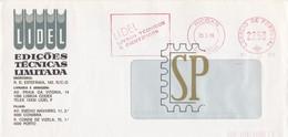 Ano 1986 LIDEL Edições Técnicas Limitada Publicidade Livros Técnico E Científicos Livres Techniques Scientifiques - Publicidad