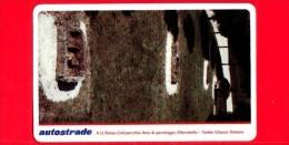 VIACARD - Serie Arte 1998 - Tombe Etrusco Romane - Al 2 Parcheg. Alberobello - Tessera N. 323 - 50.000 - Pub - 03.1998 - Italië