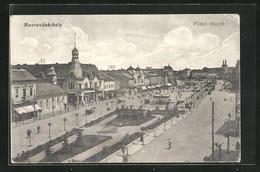 AK Marosvàsàrhely, Fötèri Rèszlet - Rumania