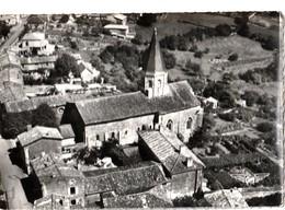 CHAMPDENIERS - L'Eglise Romane .. CPM Dentelée. - Champdeniers Saint Denis