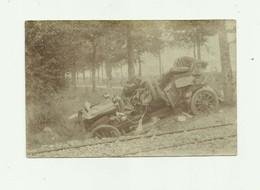 AUTO - A Identifier ACCIDENT Beau Plan Bon état - Postcards