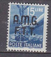 PGL CW278 - TRIESTE AMG-FTT SASSONE N°12 ** - 7. Trieste