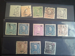 Lot Stamps Colonia ANGOLA  Portuguesa 1900 - Stamps