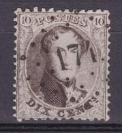 N° 14 A  : 174 HEER   COBA +15.00 - 1863-1864 Medallones (13/16)