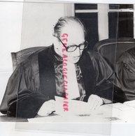 63- AMBERT - ALPHONSE LEMIRE - PRESIDENT DU TRIBUNAL DE COMMERCE- RARE PHOTO ORIGINALE - Persone Identificate