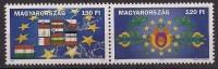 2004 Ungarn Hungary Magya Posta Mi. 4851-2**MNH  Beitritt Zur Europäischen Union (EU) - Idées Européennes