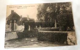 VIC SUR AISNE CHATEAU PARC ET PARTERRES - Vic Sur Aisne