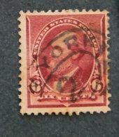 USA - ETATS UNIS D AMERIQUE - 1890  - YT 75 - J. GARFIELD - 1847-99 Unionsausgaben