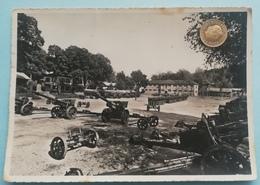 Monte Ceneri, Waffenplatz, Feldpost, 1940-50 - TI Tessin