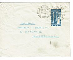 DAGUIN MAROC  MARRAKECH MEDINA  K93 - Morocco (1891-1956)