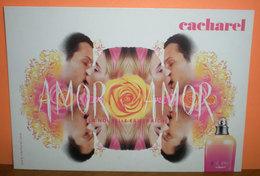 Cacharel Profumo Amor Amor Pubblicità  Cartolina Citrus 1466 - Publicidad