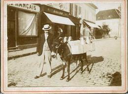 MARCHAND DE LAIT 1898 A SITUER - Equipos
