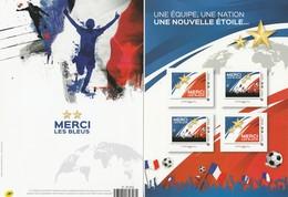 Collector 2018 - Merci Les Bleus - UNE EQUIPE, UNE NATION, UNE NOUVELLE ETOILE ... - France