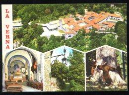 CPM Italie VERNA Santuario Della Verna Multi Vues - Arezzo
