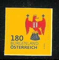 Österreich 2018: Mi.-Nr. 3414:   Heraldik   II   ** - 2011-... Ungebraucht