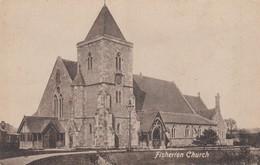 Postcard Fisherton Church Salisbury Wiltshire My Ref  B13117 - Salisbury