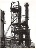 Usines De RODANGE (G-D Luxembourg) Hauts-Fourneaux - Photo Originale Grand Format Dim. 23 X 17 Cm - Orte