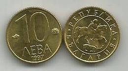 Bulgaria 10 Leva 1997. - Bulgaria