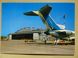 AEROPORT / AIRPORT / FLUGHAFEN     MILANO LINATE  FORLANINI  B 727 SABENA - Aerodromes