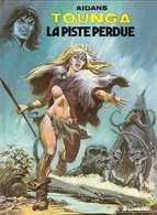 TOUNGA T 13 La Piste Perdue EO BE LOMBARD 09/1984 Aidans, Edouard (BI1) - Editions Originales (langue Française)