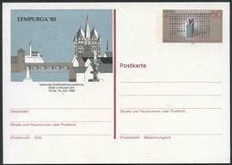 1983 Europa C.E.P.T., Cartolina Postale Germania, Serie Completa Nuova (**) - Europa-CEPT