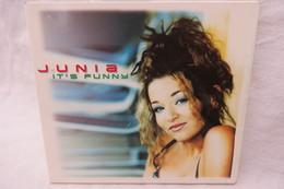 """CD """"Junia"""" It's Funny, Maxi-CD - Blues"""