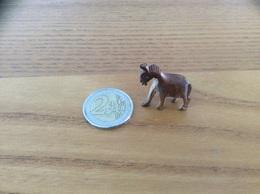 Petit Cheval En Bois Sculpté - Animaux