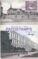 111235 CZECH REPUBLIC BRANDYS MULTI VIEW BREAK CIRCULATED TO ARGENTINA POSTAL POSTCARD - Czech Republic
