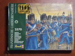 Maquette Plastique - Grenadiers De La Garde Française Au 1/72 - Guerres Napoléoniennes - Revell N°2570 - Figurines