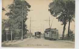 BEZONS - Perspective Du Pont (tramway ) - Bezons
