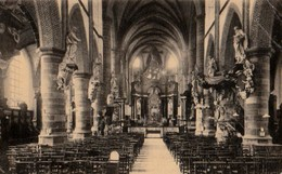GHEEL  - Eglise St Amand . Vue Intérieure - Geel