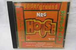 "CD ""NRG"" Underground House - Dance, Techno & House"