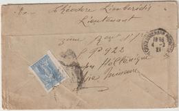 Guerre Gréco-turque 1919-1922. LSC Troupes Hellèniques SP 922 Asie Mineure -> France - Grèce