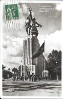 75 - PARIS - EXPOSITION INTERNATIONALE 1937 - Pavillon De L'URSS - Expositions