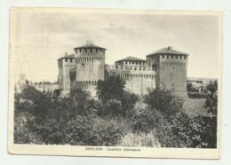 CREMONA - CASTELLO SFORZESCO   VIAGGIATA FG - Cremona