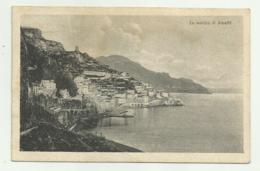 LA MARINA DI AMALFI     VIAGGIATA FP - Salerno