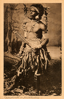 Opperhoofd In Feestkleding Te Oceanië - Postcards