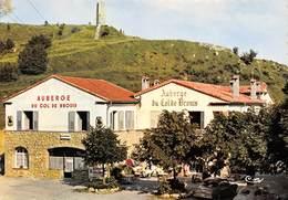 Col De BROUIS - Auberge Auguste Palmieri - Automobiles - Monument De La 1ère D.F.L. - Tél. 86 Sospel - Autres Communes