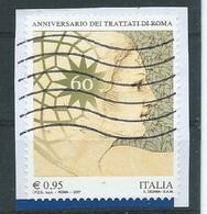 IU228 ITALIA 2017  Trattati Di Roma - 6. 1946-.. Repubblica