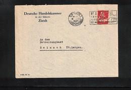 Schweiz / Switzerland 1934 St.Moritz - Engadin FIS Rennen  Interesting Cover - Ski