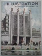 L'illustration 1935 - Exposition De Bruxelles - N° 4812 - Tourismus
