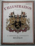 L'illustration 1930 - Expositions De Liège Et D' Anvers, Centenaire De La Belgique - N° 4557 - Tourism