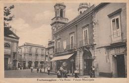 FRATTAMAGGIORE - VIA ROMA - PALAZZO MUNICIPALE - Napoli