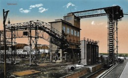 Convoyeur à Bande De Adolf Bleichert & Cª Leipzig-Wien Industrie - Industrie