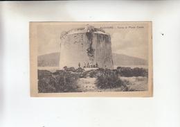 Alghero -veduta Torre Di Porto Conte - Sassari