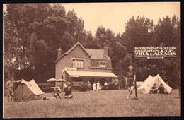 Ruyen Ruien - Villa Des Arcades - Auberge Des Amis De La Nature - Carte Albert, Mont-de-l'Enclus - Kluisbergen V. 1930 - Kluisbergen