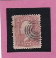 Etats-Unis  N° 19  - 1861 -   WASHINGTON - Oblitérés - 1847-99 Emissions Générales