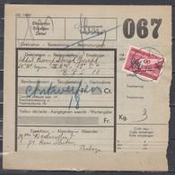 Fragment Met Brugstempel Tubize -2- - 1923-1941